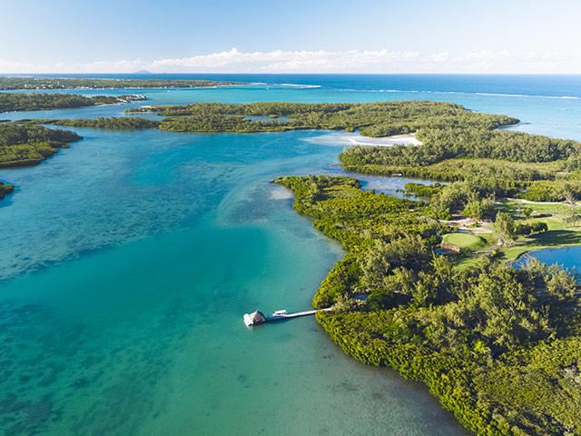 Croisière île aux Cerfs - île Maurice
