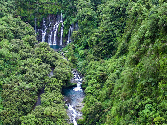 Journée à la Réunion