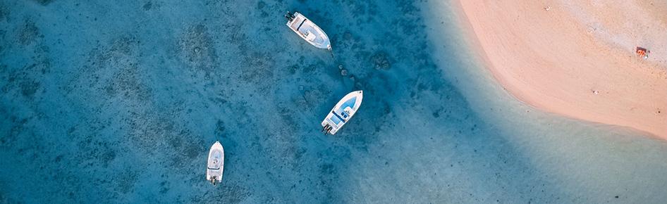 Les plus belles îles du littoral mauricien
