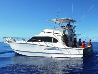 Pêche au gros à Rodrigues