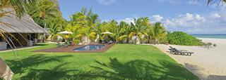 Les Villas du Dinarobin Beachcomber