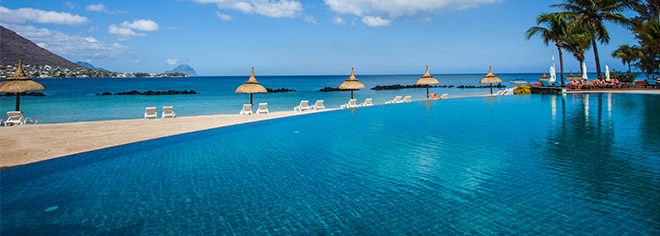 Piscine du Sands Suites Resort & Spa