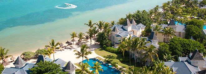 Hôtel Heritage Le Telfair Golf & Wellness Resort