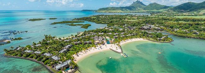 Plage du Four Seasons Resort Mauritius